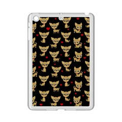 Chihuahua Pattern Ipad Mini 2 Enamel Coated Cases
