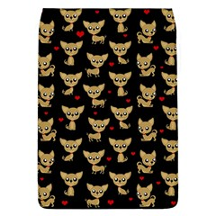 Chihuahua Pattern Flap Covers (l)