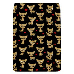 Chihuahua Pattern Flap Covers (s)