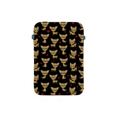 Chihuahua Pattern Apple Ipad Mini Protective Soft Cases