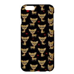 Chihuahua Pattern Apple Iphone 6 Plus/6s Plus Hardshell Case