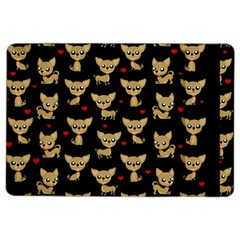 Chihuahua Pattern Ipad Air 2 Flip