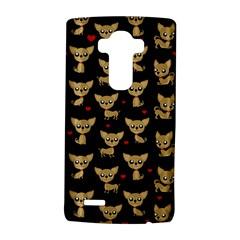 Chihuahua Pattern Lg G4 Hardshell Case