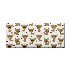 Chihuahua Pattern Cosmetic Storage Cases