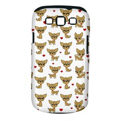 Chihuahua Pattern Samsung Galaxy S Iii Classic Hardshell Case (pc+silicone)