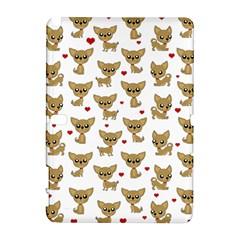 Chihuahua Pattern Galaxy Note 1