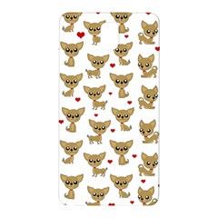 Chihuahua Pattern Samsung Galaxy Note 3 N9005 Hardshell Back Case