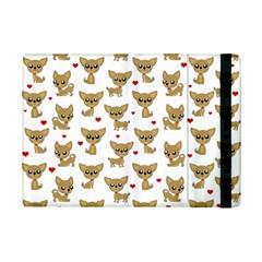 Chihuahua Pattern Ipad Mini 2 Flip Cases