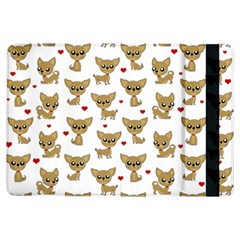 Chihuahua Pattern Ipad Air Flip