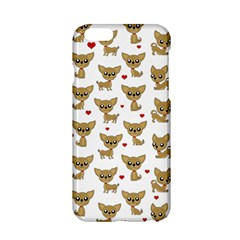 Chihuahua Pattern Apple Iphone 6/6s Hardshell Case