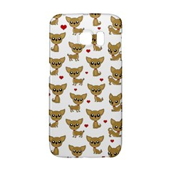 Chihuahua Pattern Galaxy S6 Edge