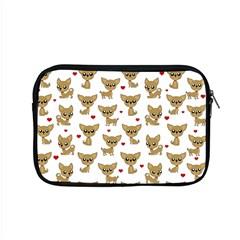 Chihuahua Pattern Apple Macbook Pro 15  Zipper Case