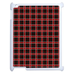 Coke Tartan Apple Ipad 2 Case (white)