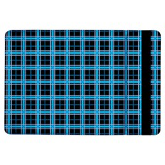 Deep Sea Tartan Ipad Air Flip