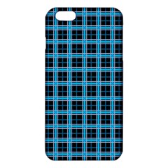 Deep Sea Tartan Iphone 6 Plus/6s Plus Tpu Case