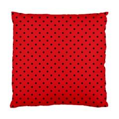 Ladybug Standard Cushion Case (one Side)