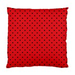 Ladybug Standard Cushion Case (One Side) Front