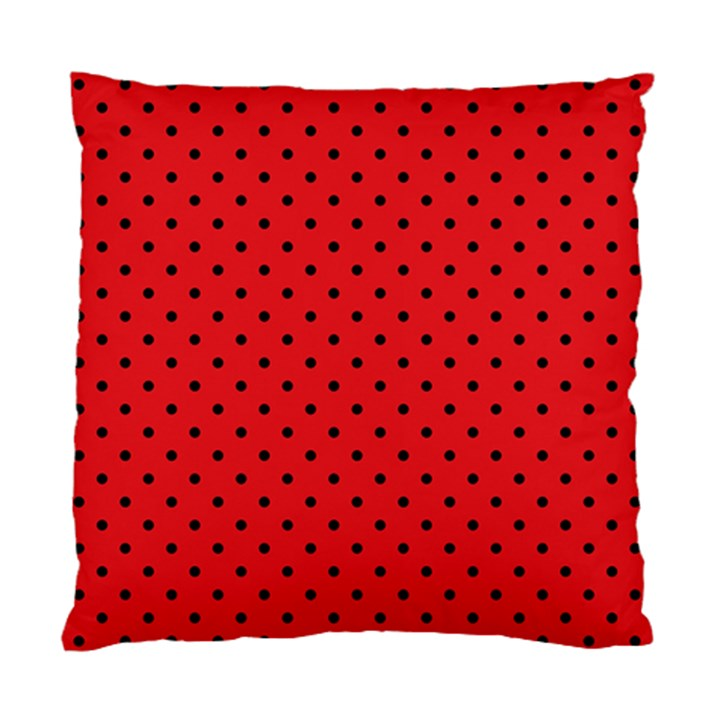 Ladybug Standard Cushion Case (One Side)