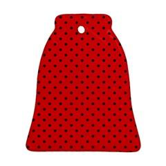 Ladybug Ornament (bell)