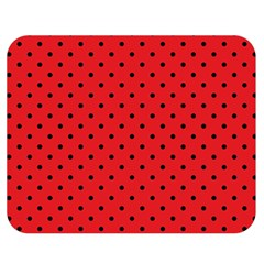 Ladybug Double Sided Flano Blanket (medium)