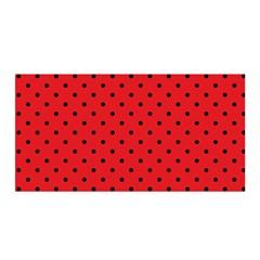 Ladybug Satin Wrap