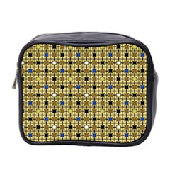 Persian Blocks Desert Mini Toiletries Bag 2 Side