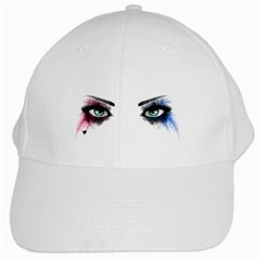 Look Of Madness White Cap