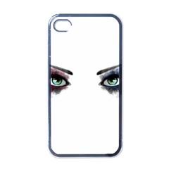 Look Of Madness Apple Iphone 4 Case (black)