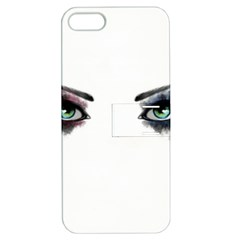 Look Of Madness Apple Iphone 5 Hardshell Case With Stand