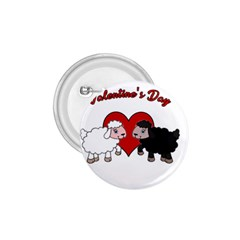 Valentines Day   Sheep  1 75  Buttons