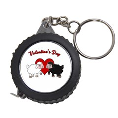 Valentines Day   Sheep  Measuring Tape