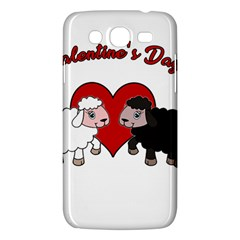 Valentines Day   Sheep  Samsung Galaxy Mega 5 8 I9152 Hardshell Case