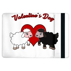 Valentines Day   Sheep  Ipad Air Flip