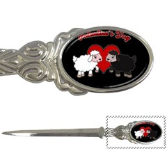 Valentines Day   Sheep  Letter Openers