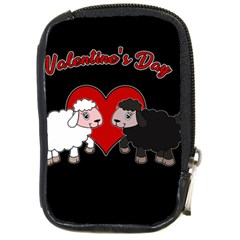 Valentines Day   Sheep  Compact Camera Cases