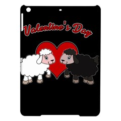 Valentines Day   Sheep  Ipad Air Hardshell Cases