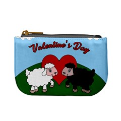 Valentines Day   Sheep  Mini Coin Purses
