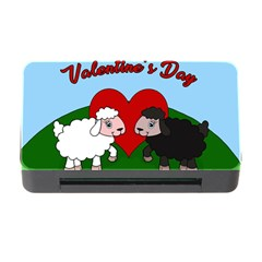Valentines Day   Sheep  Memory Card Reader With Cf