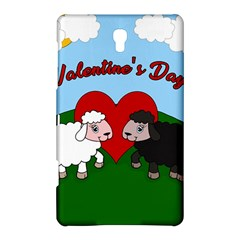 Valentines Day   Sheep  Samsung Galaxy Tab S (8 4 ) Hardshell Case