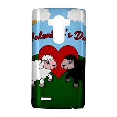 Valentines Day   Sheep  Lg G4 Hardshell Case