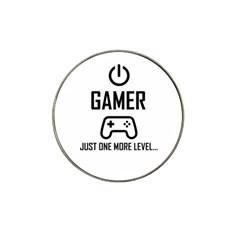 Gamer Hat Clip Ball Marker (4 Pack)