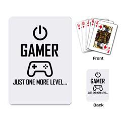 Gamer Playing Card