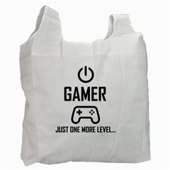 Gamer Recycle Bag (one Side)