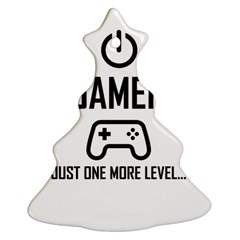 Gamer Christmas Tree Ornament (two Sides)