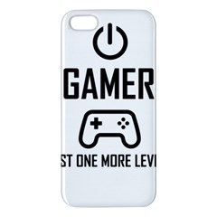 Gamer Iphone 5s/ Se Premium Hardshell Case