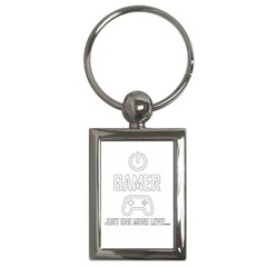 Gamer Key Chains (rectangle)
