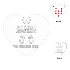 Gamer Playing Cards (heart)