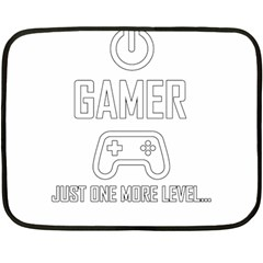 Gamer Fleece Blanket (mini)