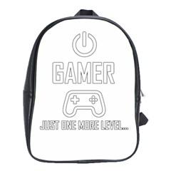 Gamer School Bag (xl)