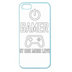 Gamer Apple Seamless Iphone 5 Case (color)